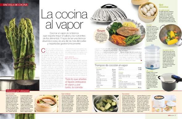 N mero de revista love cocina grupo v for Articulos de cocina
