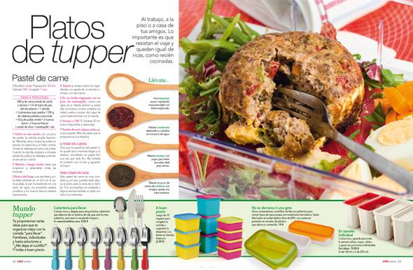 N mero de revista love cocina grupo v - Revista cocina facil lecturas ...