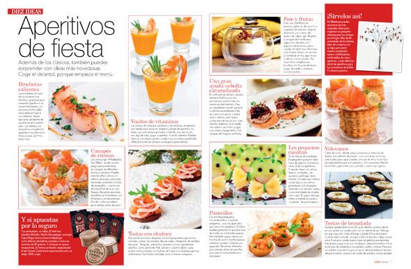 N mero de revista love cocina grupo v for Articulos de cocina online