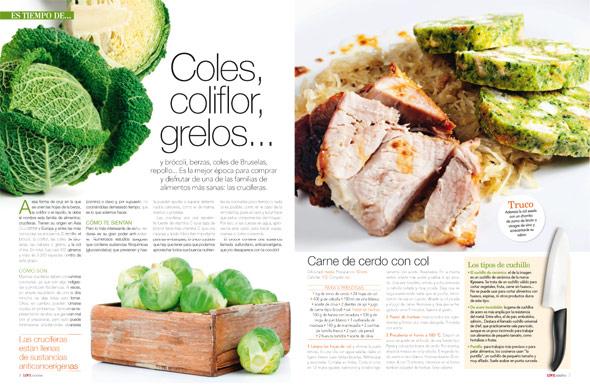 Genial revistas de cocina galer a de im genes numero de for Articulos cocina online