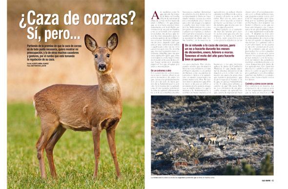 N mero de revista caza mayor grupo v - Articulos de caza milanuncios ...