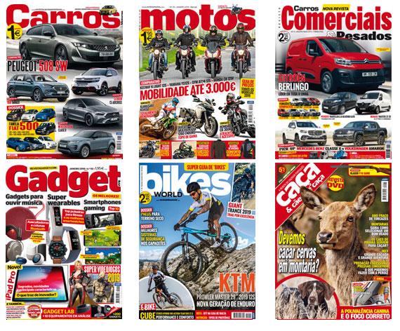 Revistas de Portugal