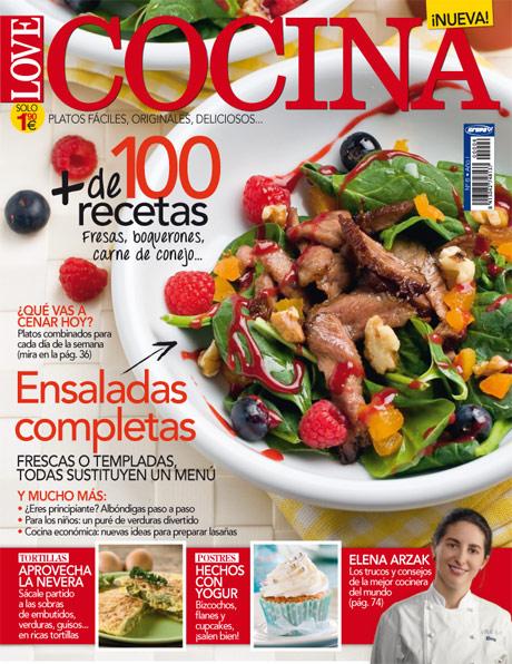 Numero De Revista Love Cocina Grupo V