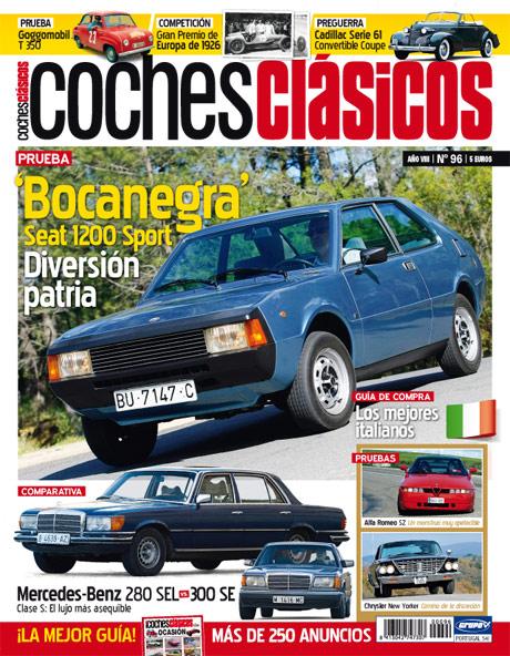 N 250 Mero De Revista Coches Cl 225 Sicos Grupo V