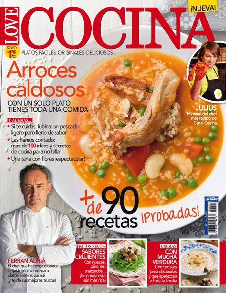 Bonito revistas de cocina fotos archivo de recetas de - Revista cocina facil lecturas ...