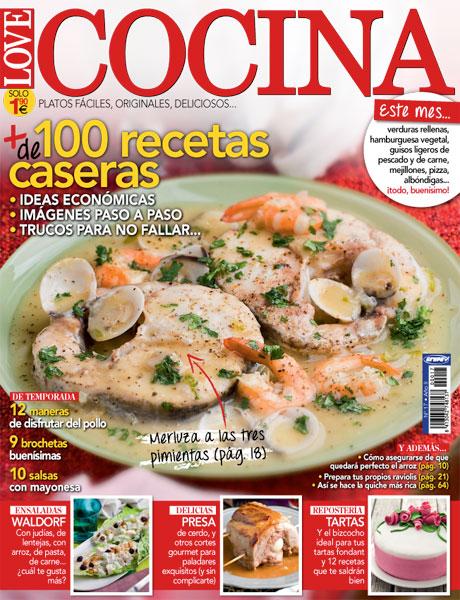 19 genial revista de cocina galer a de im genes numero - Revista cocina facil lecturas ...