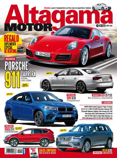 N 250 Mero De Revista Altagama Grupo V