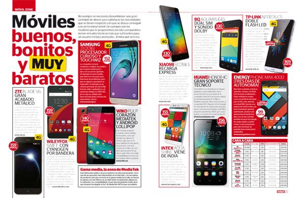N mero de revista gadget grupo v - Casas moviles precios economicos ...