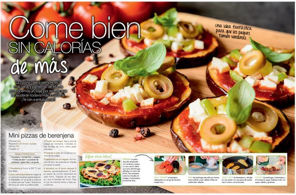 Revista Cocina Ligera | Numero De Revista Love Cocina Grupo V