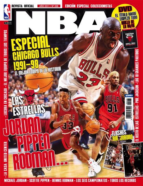 différemment 70949 5d64b Número de revista Michael Jordan - Grupo V